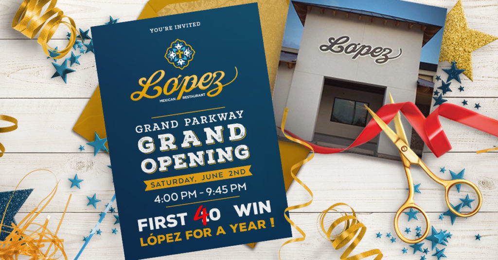 lopez for a year | Lopez Mexican Restaurant